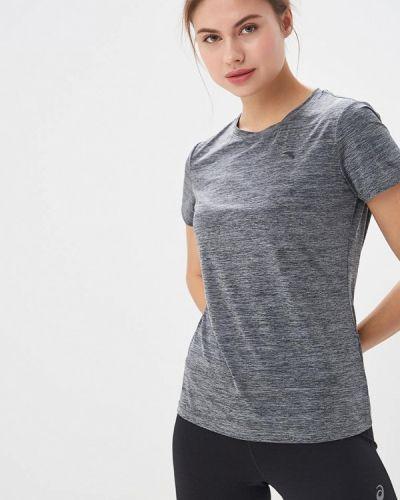 Спортивная футболка серая Anta