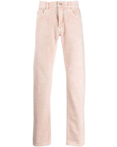 Прямые джинсы классические - розовые J.lindeberg