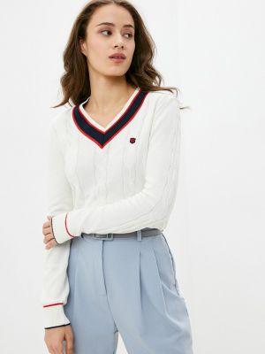 Белая пуловер Felix Hardy