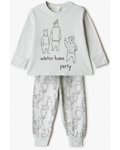 Пижамная зеленая пижама Sela