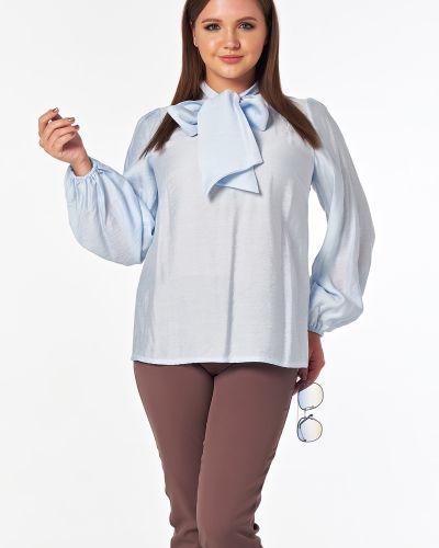 Блузка с бантом на резинке Victoria Filippova