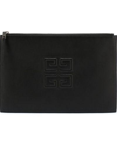 Черная папка Givenchy
