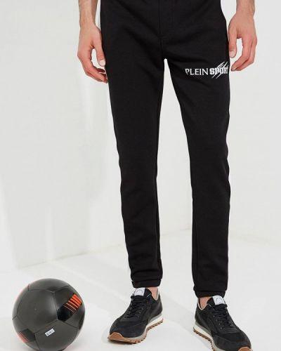 Черные спортивные брюки Plein Sport