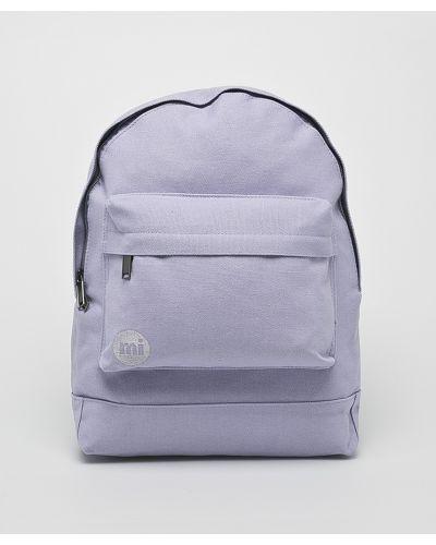 Рюкзак с подкладкой фиолетовый Mi-pac