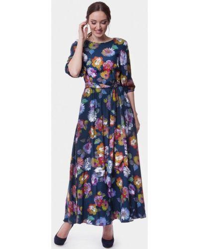 Платье весеннее прямое Vladi Collection