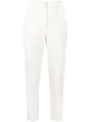 Укороченные брюки - белые Manning Cartell