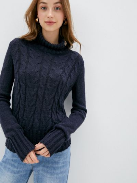 Синий свитер Mezzatorre