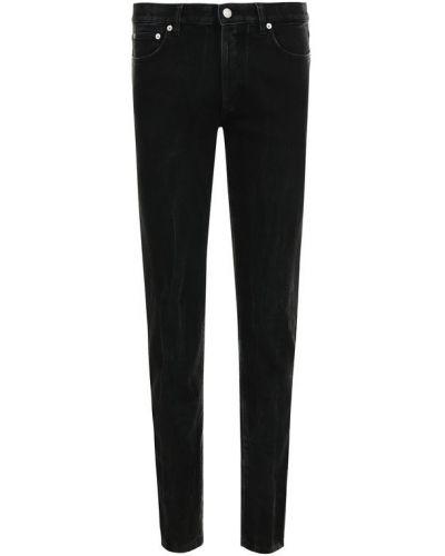 Черные прямые джинсы Givenchy