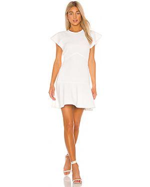 Платье с поясом на пуговицах на резинке Joie