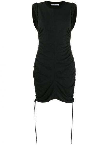 Платье мини классическое без рукавов Alexander Wang