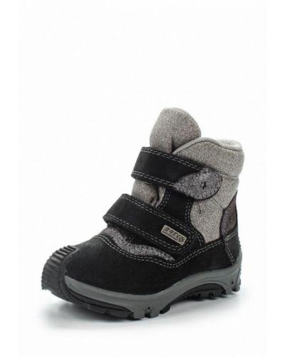 Ботинки текстильные замшевые Bartek