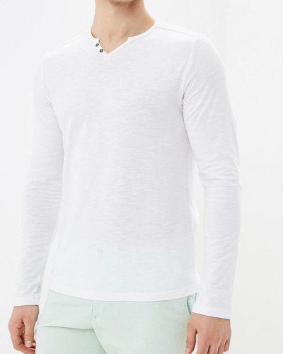 Белый лонгслив Celio