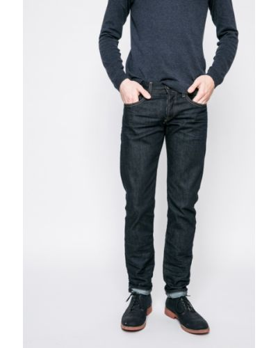 Прямые джинсы с карманами с заниженной талией Pepe Jeans