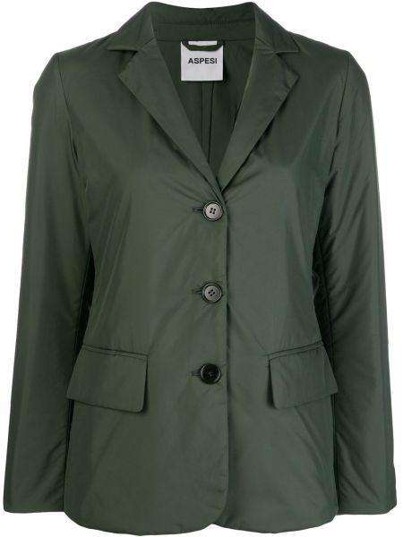 Пиджак зеленый Aspesi