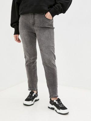 Зауженные джинсы - серые Zabaione