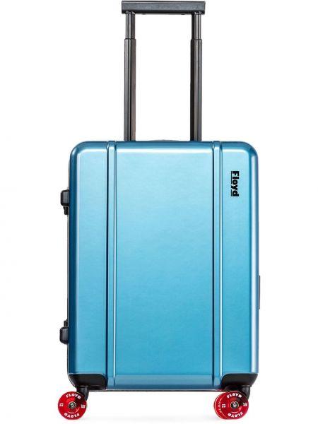 Niebieska walizka Floyd