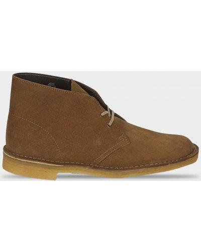 Классические треккинговые ботинки Clarks
