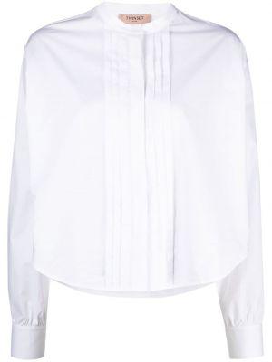 Biała koszula bawełniana - biała Twin Set