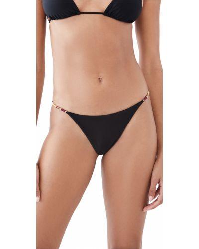 Черные бикини с подкладкой на бретелях Vix Swimwear
