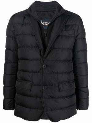 Черная куртка из полиамида Herno