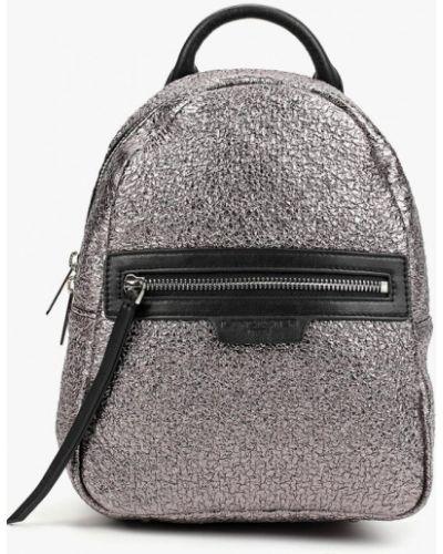 Рюкзак серебряный Lancaster