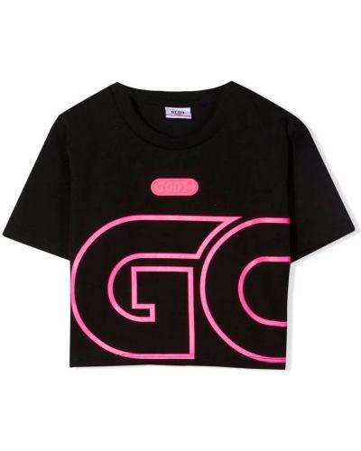 Czarna t-shirt Gcds