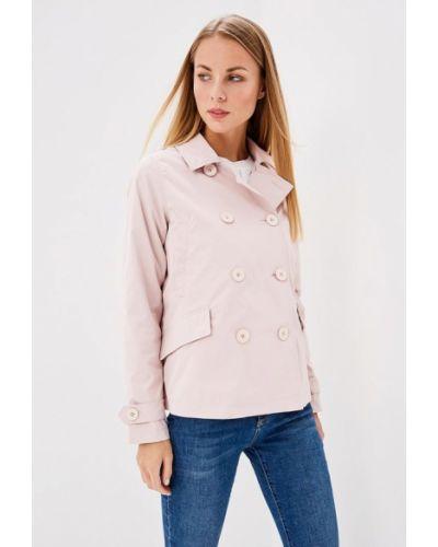 Розовая куртка облегченная Baon