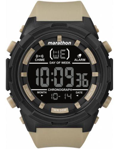 Часы водонепроницаемые с подсветкой универсальный Timex