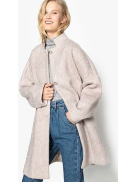Пальто шерстяное пальто La Redoute Collections