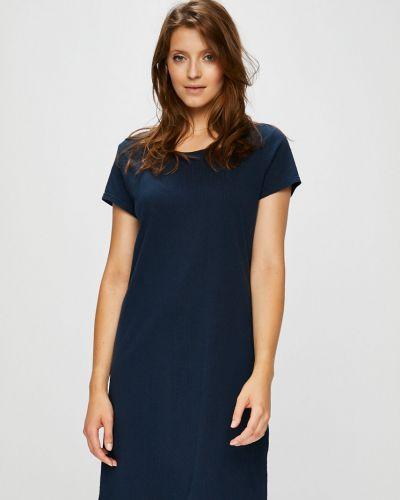 Рубашка с коротким рукавом синяя темно-синий Lauren Ralph Lauren