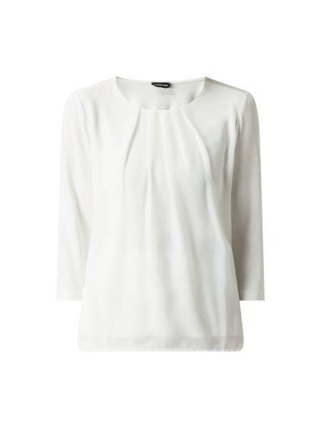 Biała bluzka z wiskozy Taifun