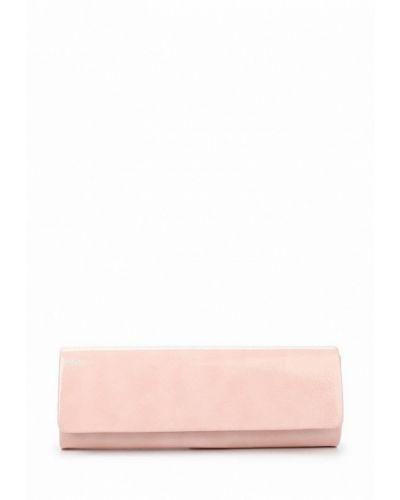 Розовый клатч Olga Berg