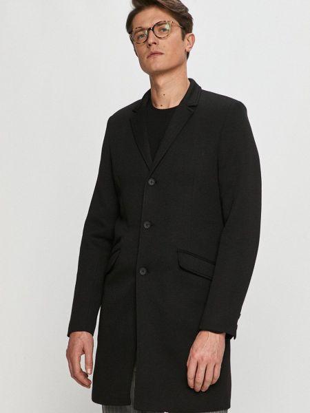 Прямое с рукавами пальто с карманами Only & Sons
