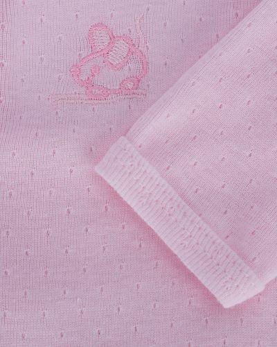 Распашонка детский розовый Gamex