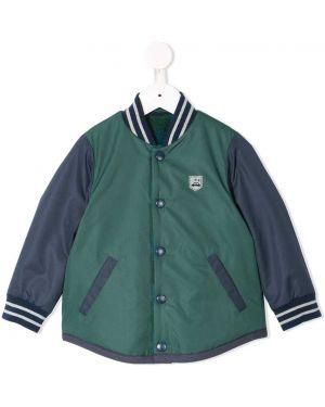 Куртка зеленый двусторонняя Familiar