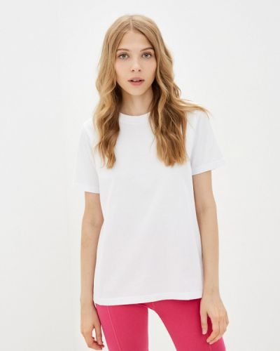 Белая футболка с короткими рукавами Superdry