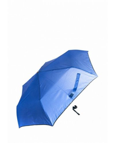 Синий зонт складной C-collection