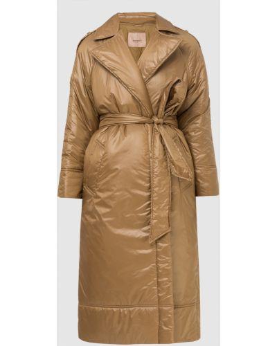 Пальто - коричневое Twin-set