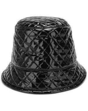 Вуалетка черный Maison Michel
