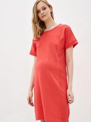 Розовое платье для беременных Gap Maternity
