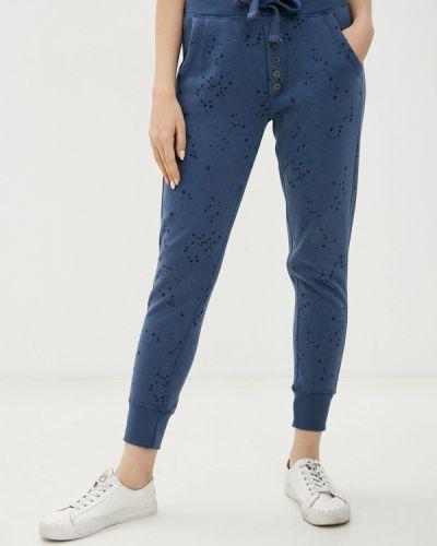 Синие спортивные брюки Stitch & Soul