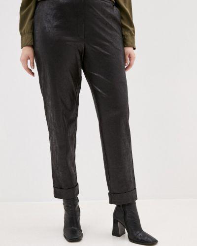 Зауженные черные брюки Helmidge