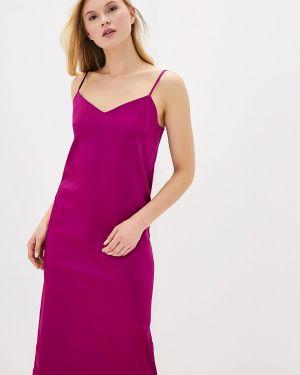 Платье розовое платье-комбинация Ruxara