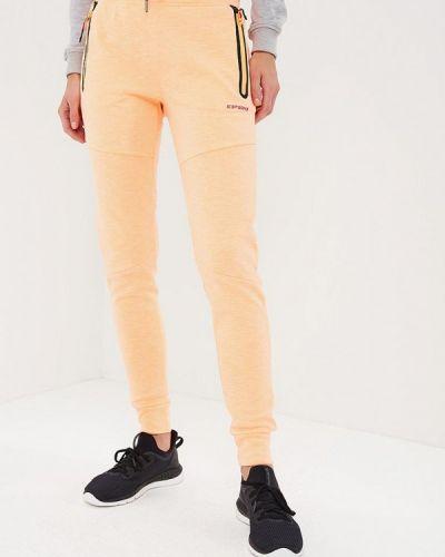 Оранжевые спортивные брюки Icepeak