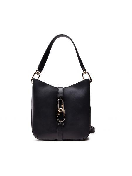 Czarna torba na ramię Furla