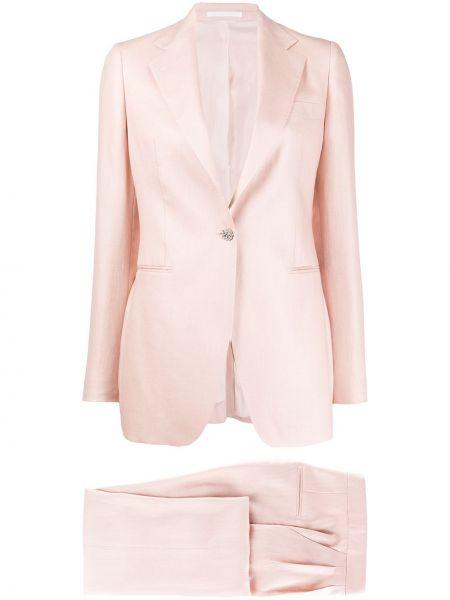 Spodni garnitur kostium długo Tagliatore