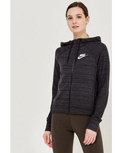 Серая толстовка Nike