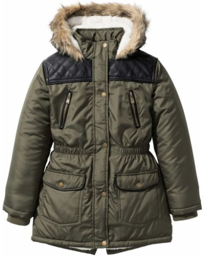 Куртка с подкладкой на молнии Bonprix