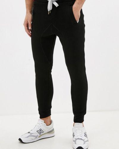 Спортивные брюки черные Young & Rich