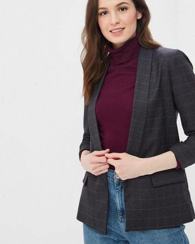 Коричневый пиджак весенний Dorothy Perkins